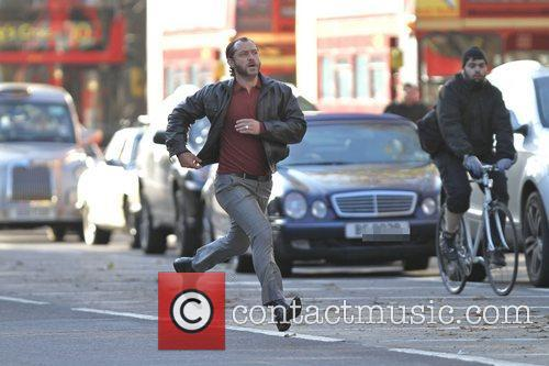 Jude Law, Dom Hemingway and West London 5