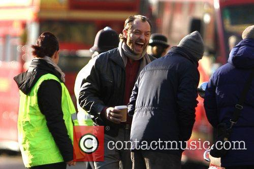 Jude Law, Dom Hemingway and West London 14