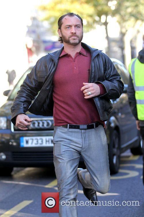 Jude Law, Dom Hemingway and West London 1