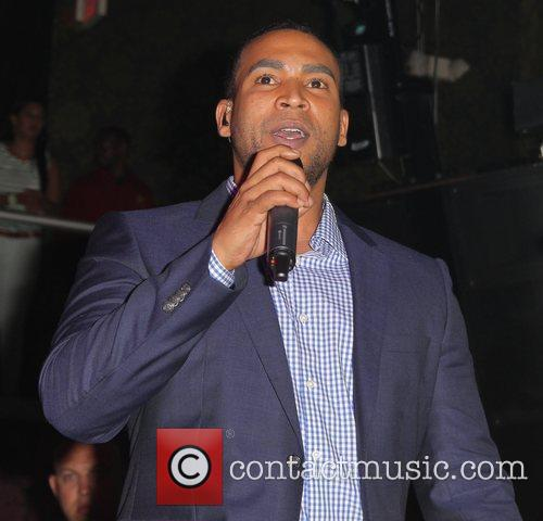 Don Omar  performing at Opium Nightclub in...