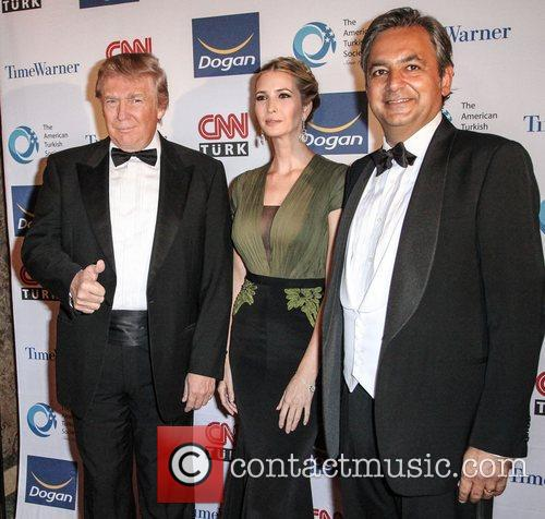 The Turkish Society Annual, Dinner Gala, Plaza Hotel and Donald Trump 5