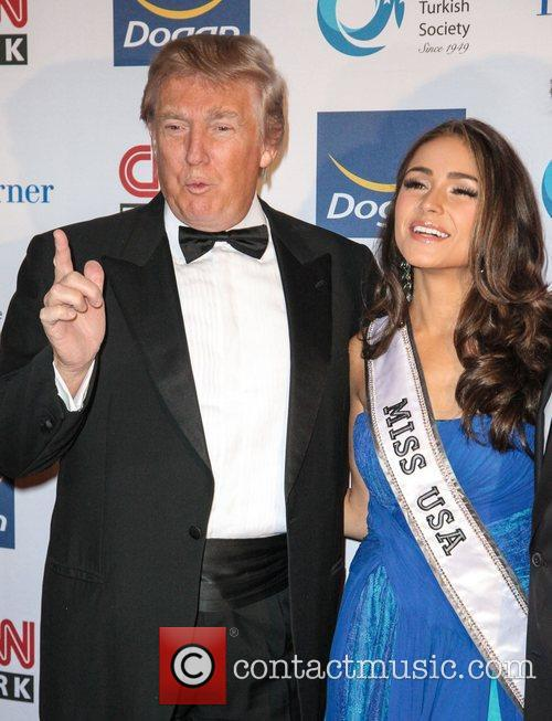 The Turkish Society Annual, Dinner Gala, Plaza Hotel and Donald Trump 1