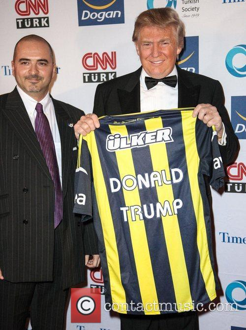 Donald Trump at The Turkish Society Annual Dinner...