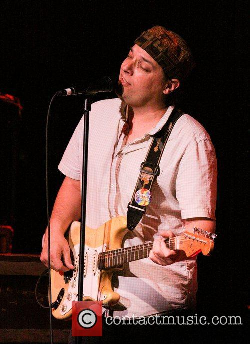 Jeb Puryear Donna The Buffalo perform live at...