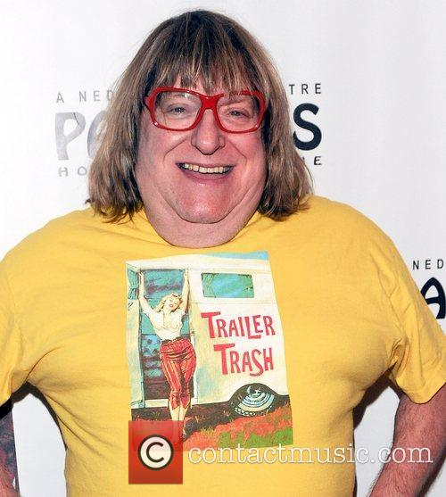 Bruce Vilanch,  at the Donny & Marie...