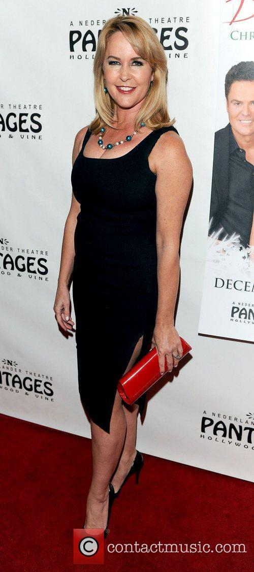 Erin Murphy,  at the Donny & Marie...