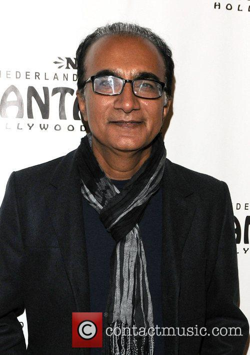 Iqbal Theba,  at the Donny & Marie...