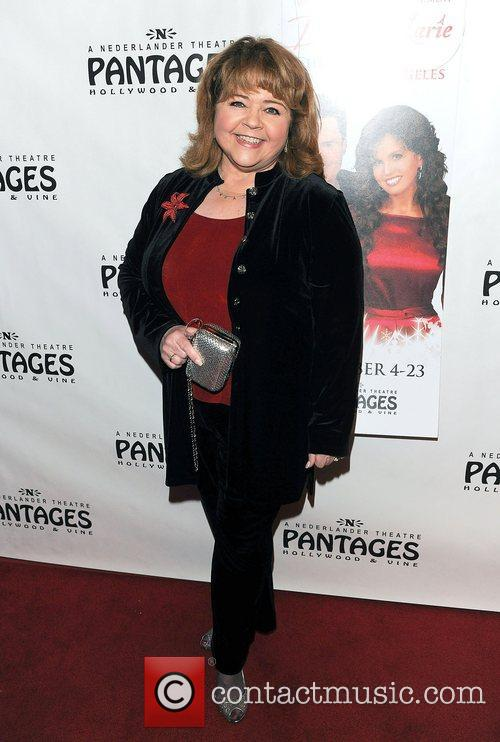 Patrika Darbo,  at the Donny & Marie...