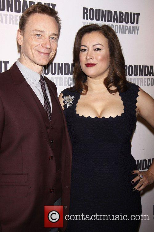 Ben Daniels and Jennifer Tilly 1