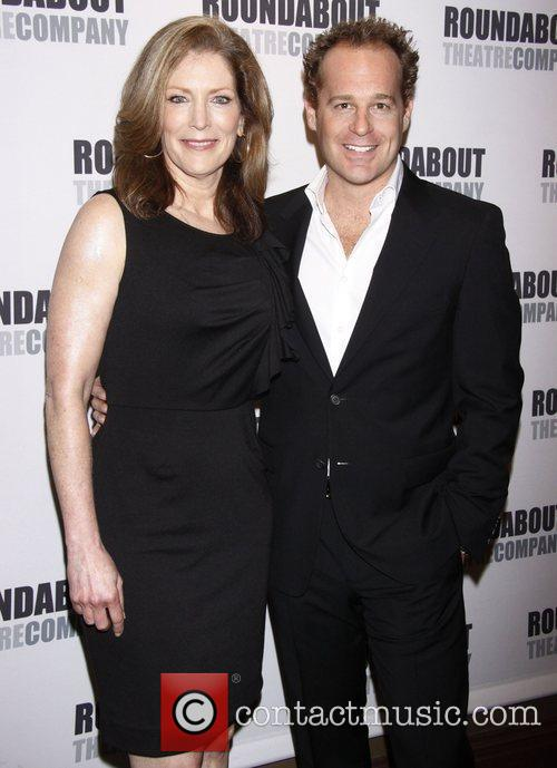 Patricia Kalember and Adam James Photocall for the...