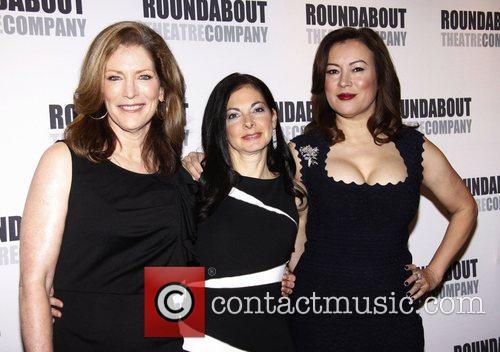 Patricia Kalember, Spencer Kayden and Jennifer Tilly Photocall...