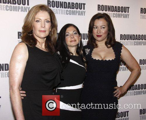 Photocall for the Broadway play 'Don't Dress For...