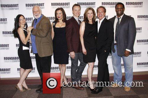 Jennifer Tilly, Ben Daniels and Patricia Kalember 1