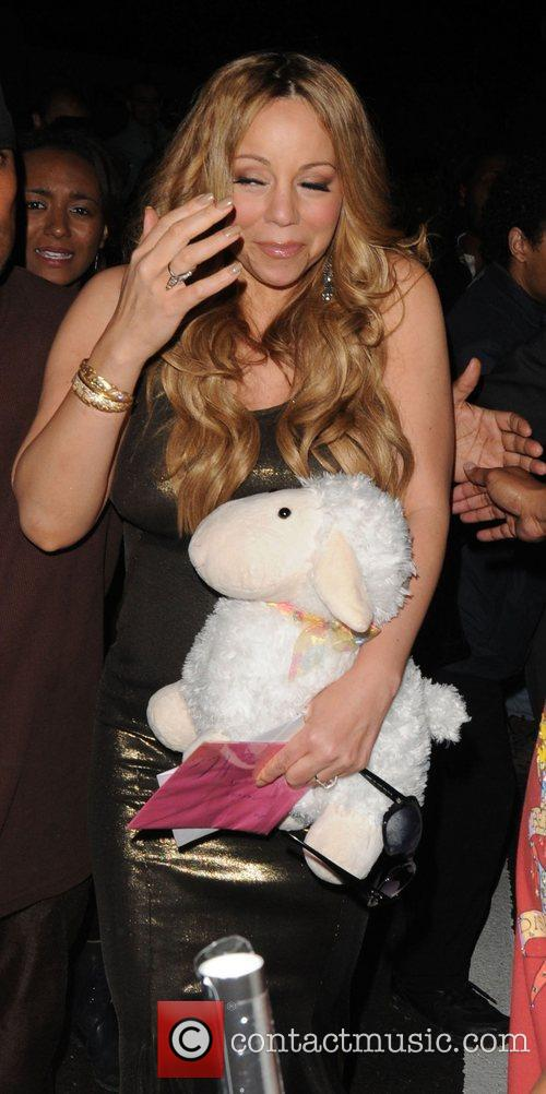 Mariah Carey and Dorchester Hotel 14