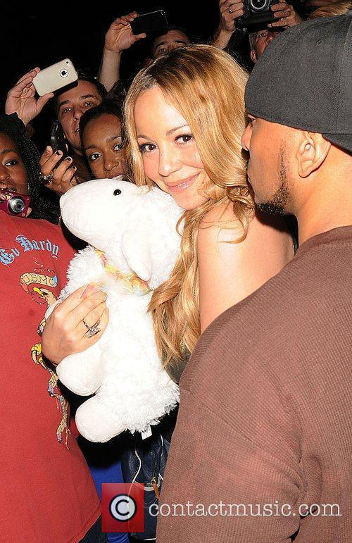 Mariah Carey and Dorchester Hotel 15