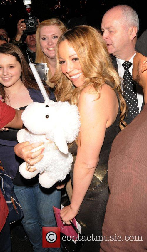 Mariah Carey and Dorchester Hotel 17