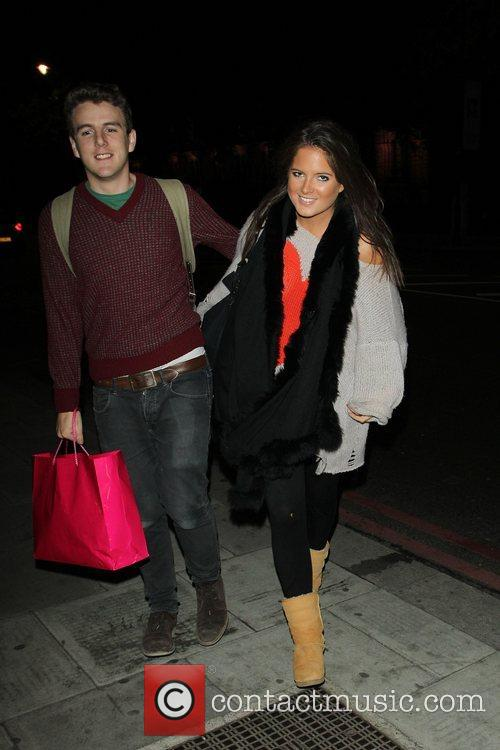 alexandra binky felstead arriving at dorsia nightclub 4089021