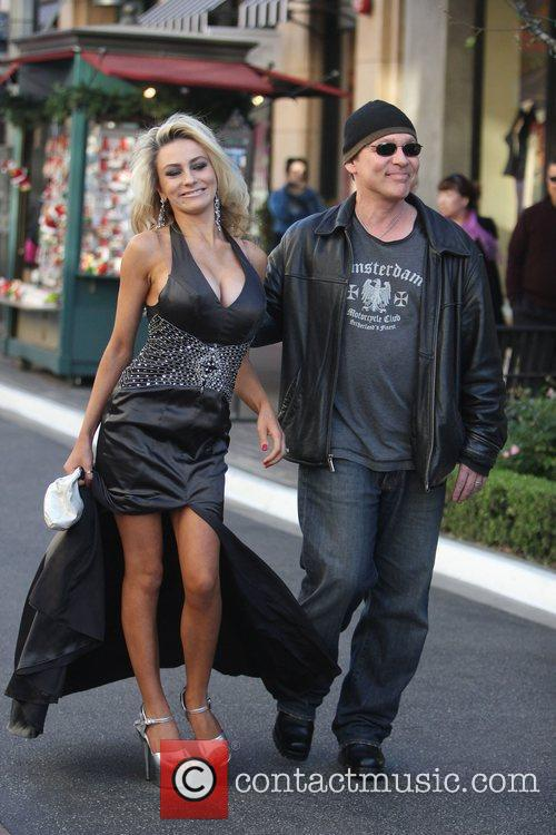 doug hutchison and courtney stodden at the 3645956