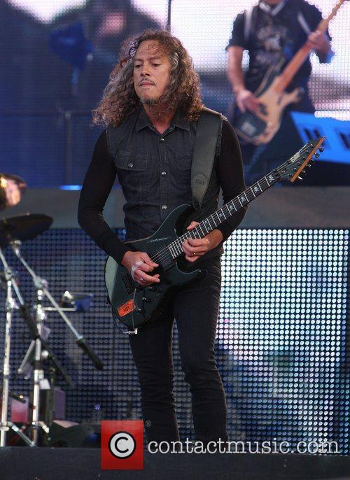 Kirk Hammett, Metallica and Download Festival 3