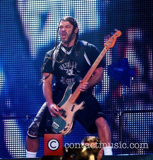 Robert Trujillo and Metallica 1