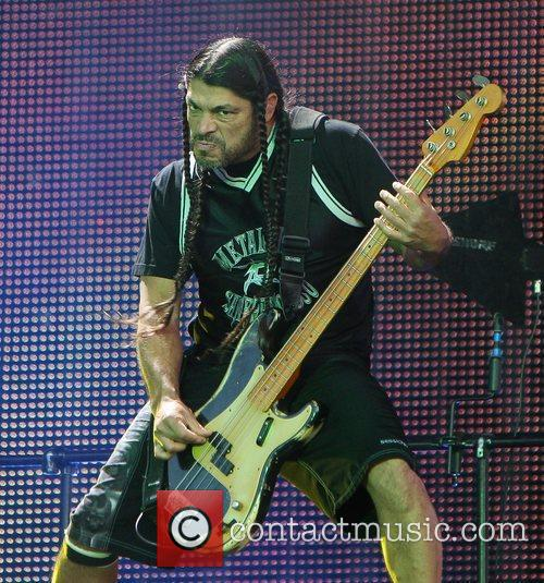 Robert Trujillo Metallica