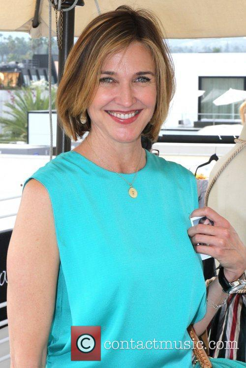 Brenda Strong DPA 2012 Pre-Emmy Gifting Suite Beverly...