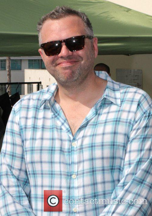 Chris McKenna DPA 2012 Pre-Emmy Gifting Suite Beverly...