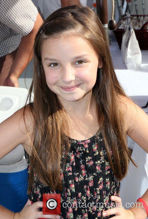 Mackenzie Aladjem DPA 2012 Pre-Emmy Gifting Suite Beverly...