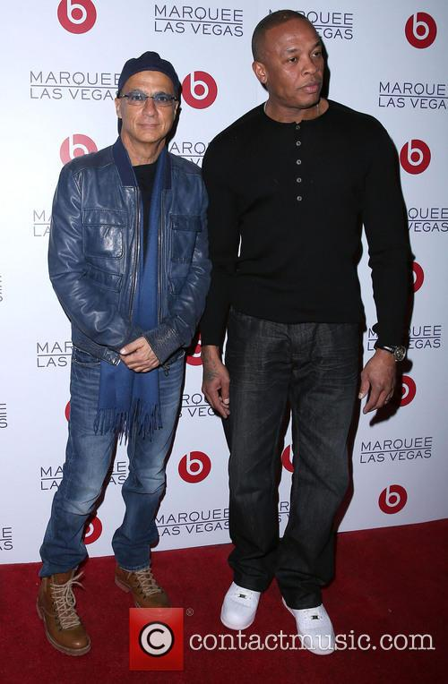 Jimmy Lovine and Dr Dre 3