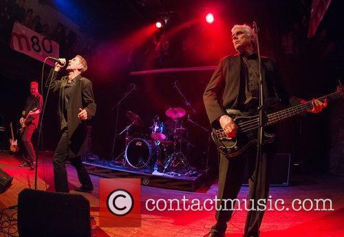 Robert Kane and Phil Mitchell Dr. Feelgood performing...