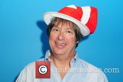 Author Dave Barry  attending during Dr. Seuss...