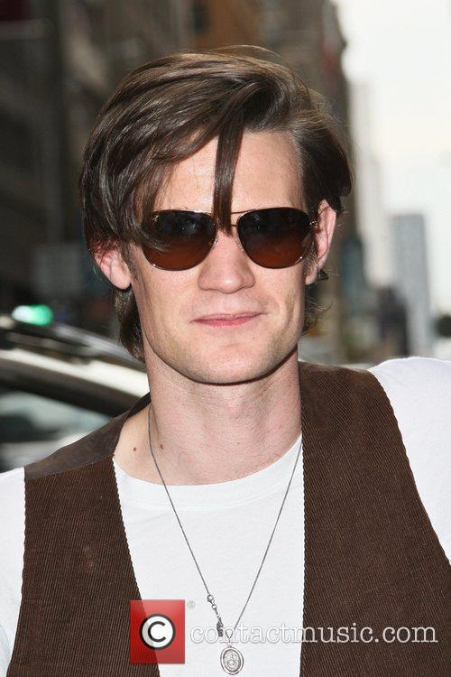Matt Smith and Ziegfeld Theatre 8