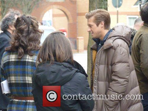 Arthur Darvill  Dr Who producers have turned...
