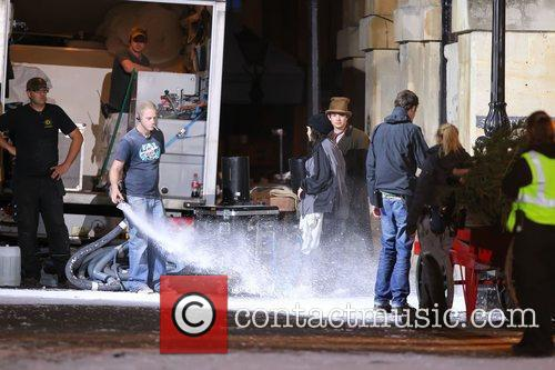 Atmosphere and Jenna-louise Coleman 9