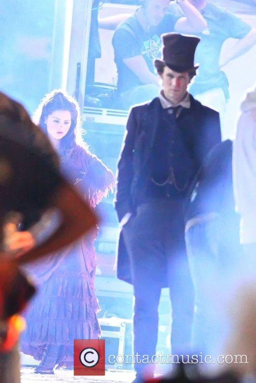 Matt Smith and Jenna-louise Coleman 1