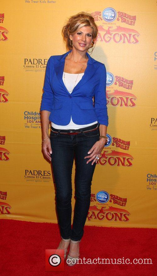 Alexis Bellino  'Dragons' presented by Ringling Bros....