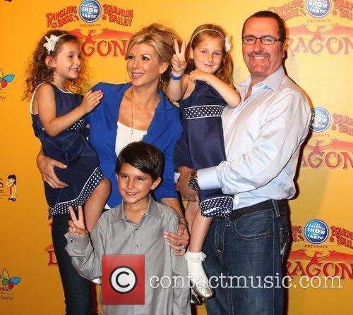 Alexis Bellino, Jim Bellino and family  'Dragons'...