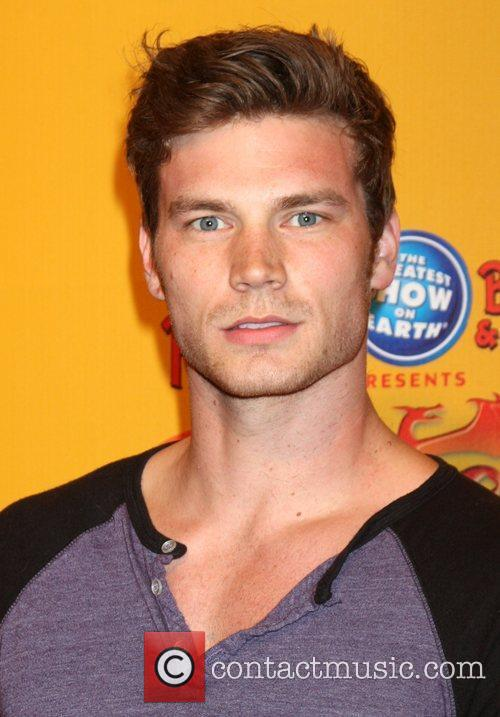 Derek Theler  'Dragons' presented by Ringling Bros....