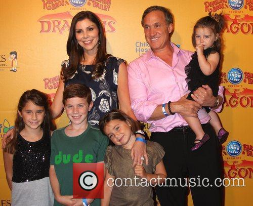 Heather Dubrow and family  'Dragons' presented by...