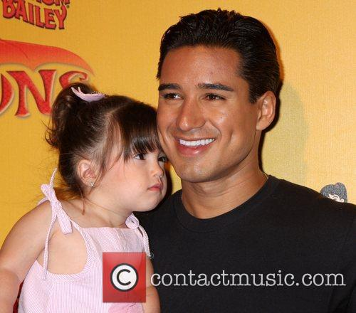 Mario Lopez and Staples Center 3