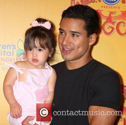 Mario Lopez and Staples Center 1