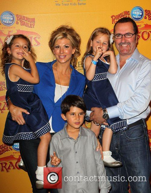 Alexis Bellino, Jim Bellino with their Children...