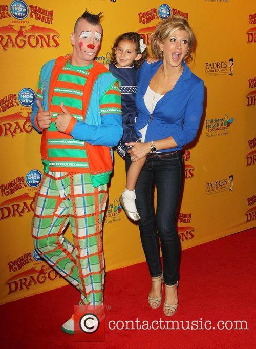 Alexis Bellino, with her daughter Briana Bellino 'Dragons'...