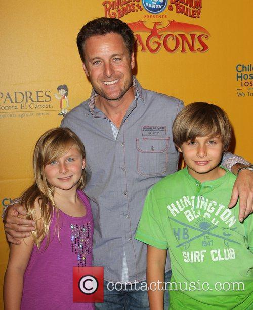 Chris Harrison 'Dragons' presented by Ringling Bros. &...