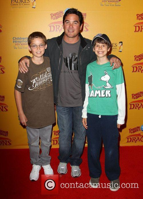 Dean Cain and Christopher Cain 4