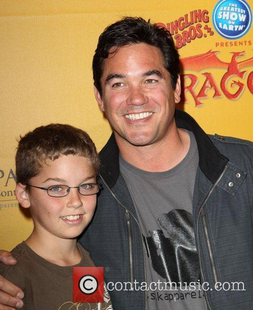Dean Cain and Christopher Cain
