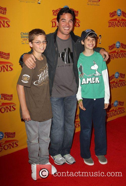 Dean Cain and Christopher Cain 5