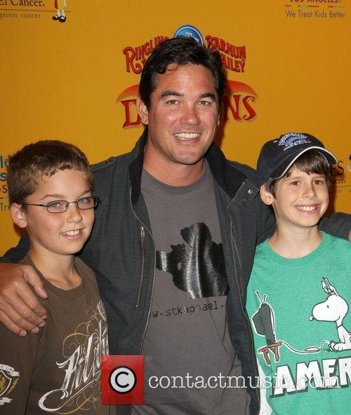 Dean Cain and Christopher Cain 6