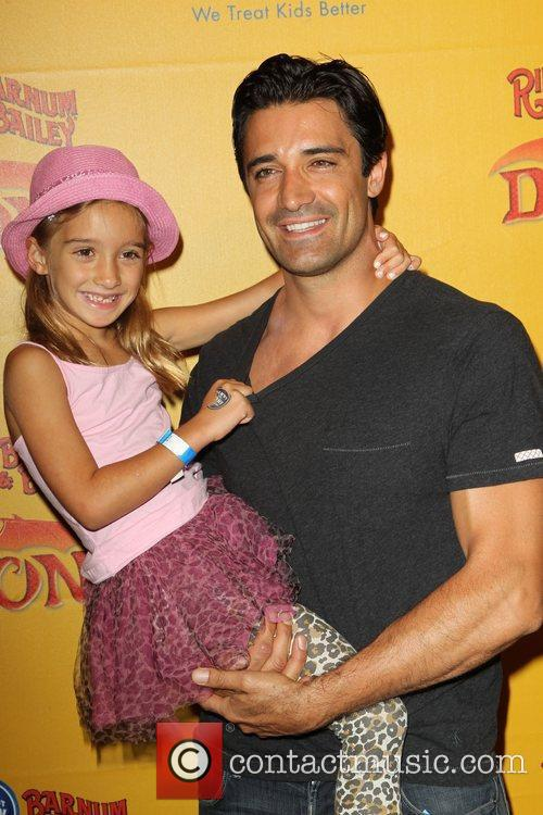 Juliana Marini, Gilles Marini 'Dragons' presented by Ringling...