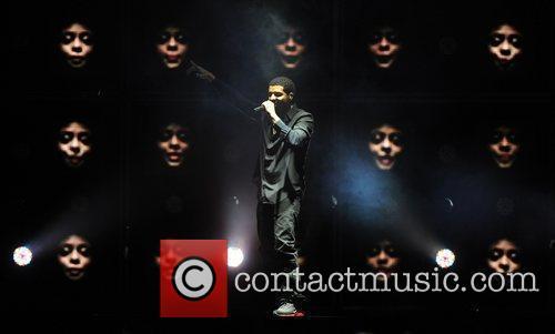 Drake and O2 Arena 4
